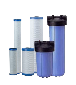 Whole House Cartridge Filters